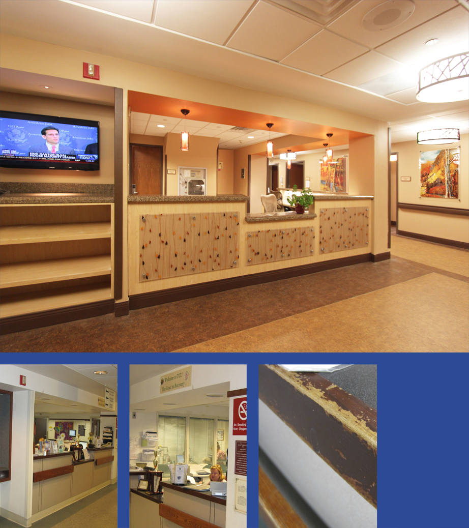 renovation nurses station