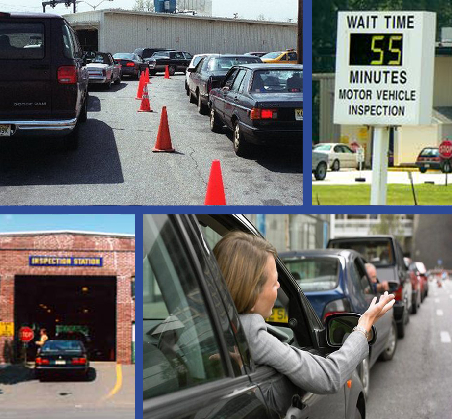 Nj motor vehicle car inspection stations
