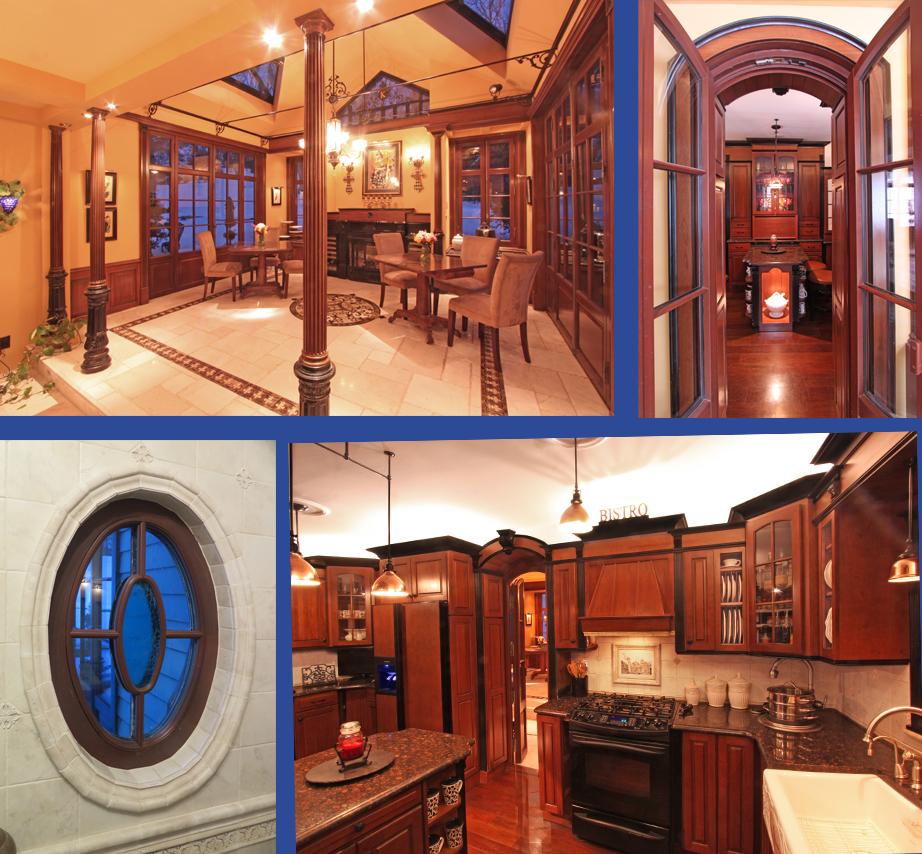 Traditional Interiors bistro